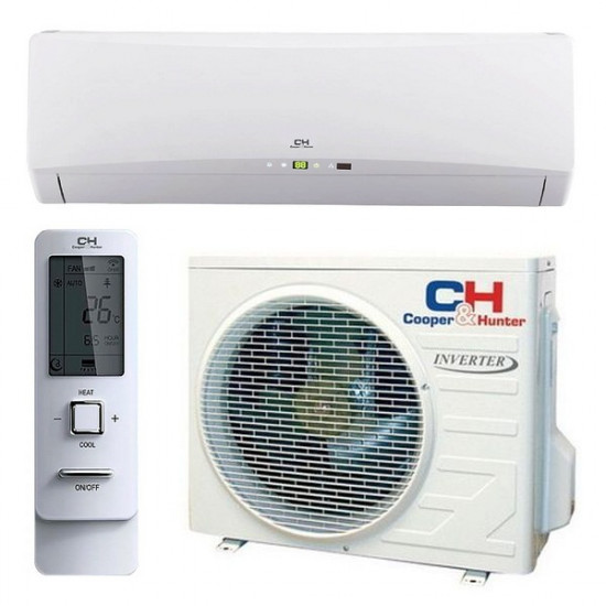 C&H ICY INVERTER WI-FI CH-S12FTXTB-W
